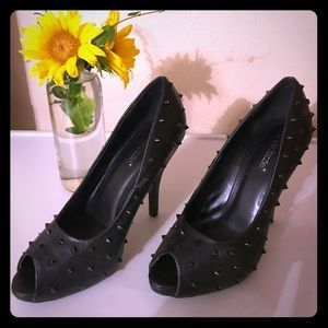 Black Sexy😍 High Heel pumps